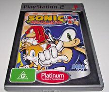 Sonic Mega Collection Plus PS2 (Platinum) PAL *Complete*