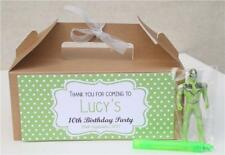 PERSONALISED CHILDRENS ACTIVITY BOX - Birthday Party gift bag favour any colour