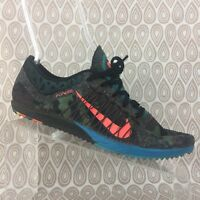 Nike Zoom XC 3 Men's Cross Country Track Shoes Hot Lava Blue Lagoon Size 8.5 S81