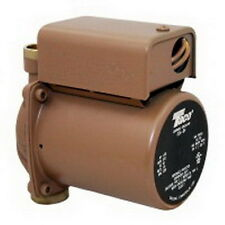 "Taco Model 006 (006-ST4) Stainless Steel Cartridge Circulator Pump (3/4"" NPT)"