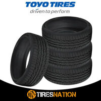 (4) New Toyo Extensa HP II 255/45/17 98W High Performance Handling Tire