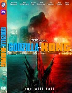 GodzillavsKong(2021)DVD