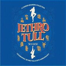 JETHRO TULL - 50 FOR 50 - 3 CD SET - Released 1st June 2018