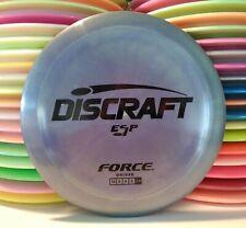 Discraft Ti Esp Blend Force Disc Golf Distance Driver Rare 174.6g