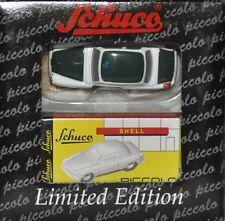 """Schuco 01562 Piccolo Borgward Isabella """"Polizei"""", Limitierte Edition, neu + OVP"""