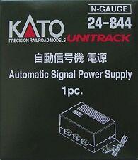 NEW KATO UNITRACK 24-844 AUTOMATIC SIGNAL POWER SUPPLY