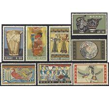 Greece 1961 Minoan Art Set of 8 Stamps Michel 765/72 MUH (4-15)