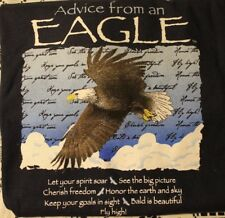 NWT Advice From A Eagle T-Shirt Tee Adult M