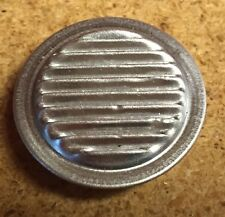 1 Inch Round Rls Aluminum Air Vents - 25 Pack