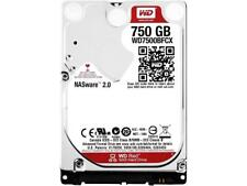 WD Red 750GB NAS Hard Disk Drive - 5400 RPM Class SATA 6Gb/s 16MB Cache 2.5
