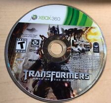 Transformers: Dark of the Moon (Microsoft Xbox 360, 2011) DISC ONLY 6243