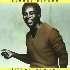 GEORGE BENSON GIVE ME THE NIGHT LP VINYL NEW 33RPM