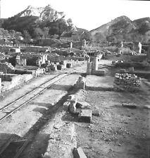 ST RÉMY DE PROVENCE c. 1935 - Cité Antique Glanum - Négatif 6 x 6 - PROV 118