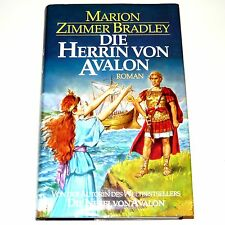 Die Herrin von Avalon von Marion Zimmer Brasley (1996, gebunden)