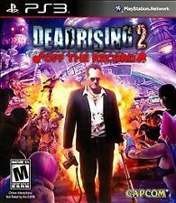 Dead Rising 2 OFF THE RECORD (PS3), Game and Case