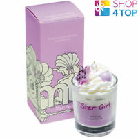 STAR GIRL PIPED CANDLE BOMB COSMETICS OZONIC FLORAL MELON LEMON SCENTED NEW