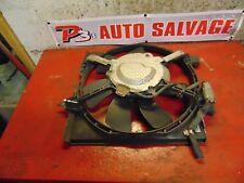 99 00 01 02 03 Mazda Protege 5 oem 2.0 right side condenser radiator cooling fan