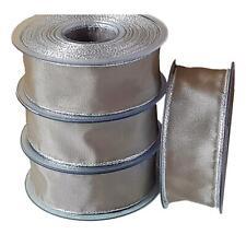 Schleifenband 10 x Geschenkband Unifarben Dekoband Weihnachtsband