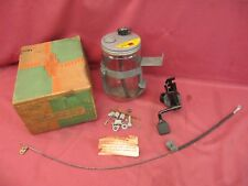 NOS 1957 Chevrolet Car / Truck Foot Operated Windshield Washer Kit GM 987541