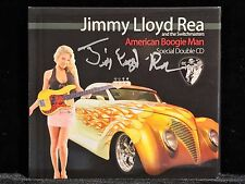 Jimmy Lloyd Rea The Switchmastes (1951-2015) 2CD American Boogie Man AUTOGRAPHED