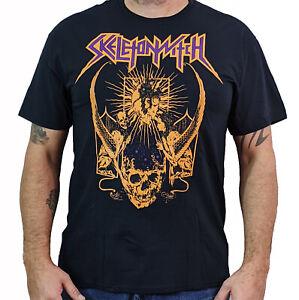 SKELETONWITCH (Blackened Heart) Mens T-Shirt