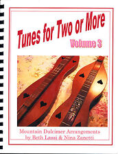 Tunes for Two or More Volume 3 - Dulcimer Duets