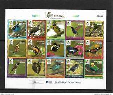 RO) 2018 COLOMBIA,RISARALDA BIRD FESTIVAL - BIRDING -BIODIVERSITY TERRITORY-ECO