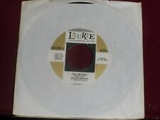 "THE BELMONTS ""Tell Me Why"" Laurie Double Gold LDG 119"