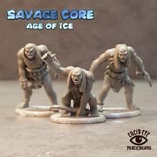 Lucid Eye Âge de glace corelock lorgneront #1 Savage Core 28 mm CORE 1