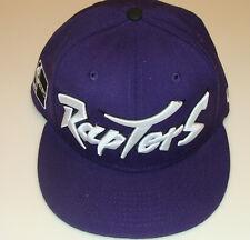 Toronto Raptors Basquete Da Nba Cap chapéu Wordmark New Era 59fifty 7 1/2 cabido
