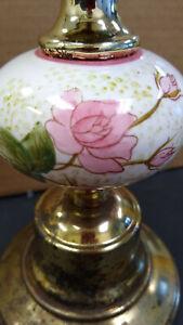 Vintage Rose Candle Holder Free Shipping