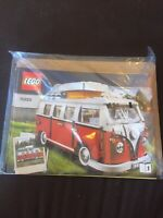 LEGO 10220 Volkswagen Camper Building Instructions. Retired/Discontinued.
