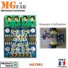 HG7881 contrôleur pour 2 moteurs DC ou 1 PaP pont en H | driver Stepper Arduino