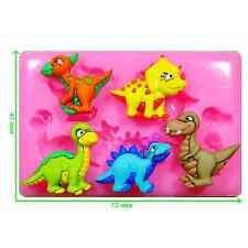 Dinky dinosaures moule par fairie bénédictions