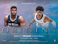 ****READ***2020/21 Panini Origins NBA 1 Hobby Box Random Team Break #1***READ***