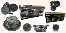 "Infinity Kappa 60.11CS 6-1/2"" 270 Watt Complete Component Speaker System NEW"