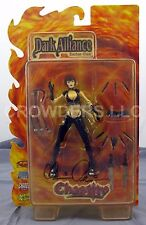 Dark Alliance Series 1 CHASTITY Action Figure Autographed Brian Pulido NIP '01