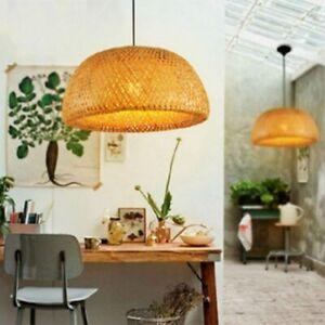 Decken Hängelampe Rattan Lampe Orientalische Hängelampe Korblampe Orient Lampe