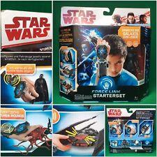 Star Wars Force Link Startetest Kylo Ren Hasbro Neuwertig OVP #