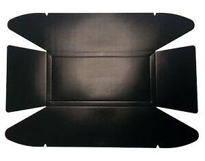 NOSTIK REUSABLE NON-STICK LOAF TIN LINER BLACK 35x25xcm/FITS 450-900G TIN