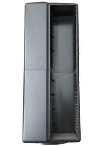 vintage Laserline 200 CD DVD Disc Spinning Carousel Storage Holder Tower Stand