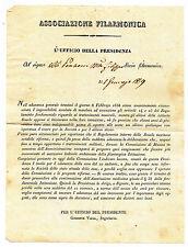 U301-MILANO-ASSOCIAZIONE FILARMONICA 1839
