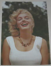 Gorgeous Marilyn Monroe Color Postcard - Unused and Licensed