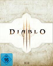 DIABLO III-COLLECTOR 'S EDITION (PC/Mac, 2012) collezionisti tedesca Edition