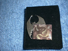 Disney Catalog  2002 FANTASIA VILLAIN CHERNABOG W/Concept Art  LE Boxed  Pin