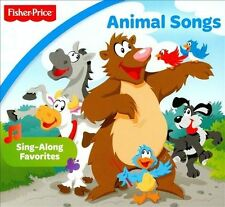 FREE US SH (int'l sh=$0-$3) NEW CD Various Artists: Fisher-Price: Animal Songs