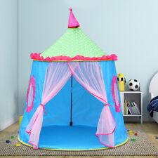 Outdoor Indoor Children Kids Princess Castle Play Tent Pop Up Play House Folding
