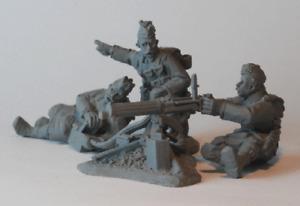 British Highlander HMG Team Footsore Miniatures Great War 07BEF301