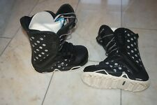 Nitro Snowboard Boots Schuhe 38 Kinder Damen Schnellschnürung Burton
