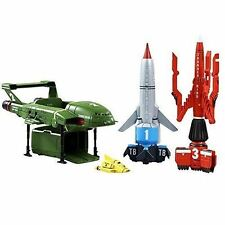 New Thunderbirds Are Go Official 4 Piece Vehicle Super Set Action Figures